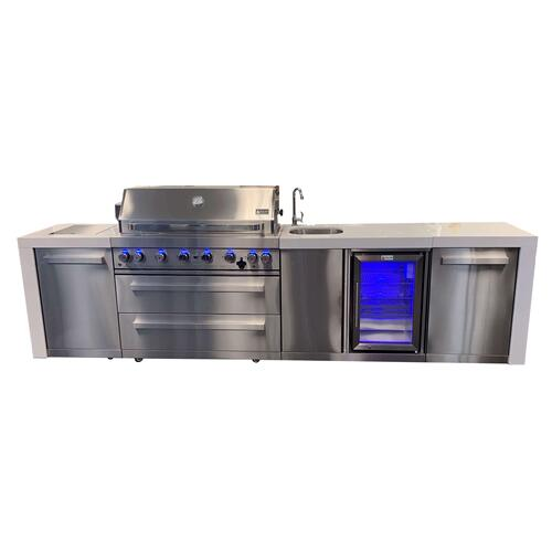 Product Image - Mont Alpi 805 Deluxe Island with beverage center