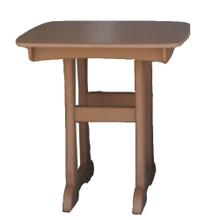 See Details - Traditional Dining Height Bistro Table