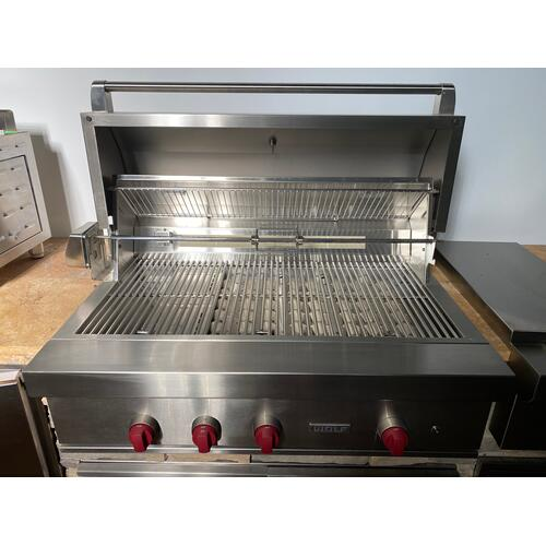 """Wolf - Wolf OG42LP 42"""" Outdoor Gas Grill"""