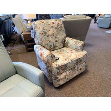 Tryp Swivel Glider Power Recliner