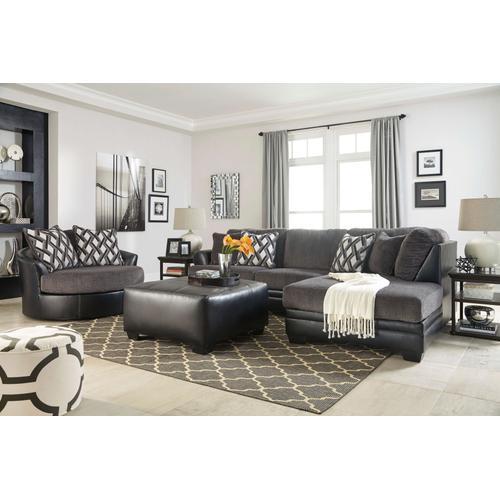 Ashley Furniture - Kumasi Swivel Chair