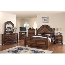 Generation Trade Furniture Caesar 116300 Bedroom set Houston Texas USA Aztec Furniture