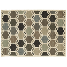 """See Details - 5'3"""" X 7'3"""" BRENTWOOD AREA RUG        (090W9,91625)"""
