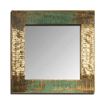 See Details - Bombay Colored Mirror
