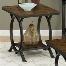 View Product - Harper Press End Table