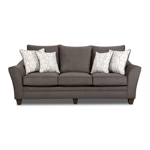 3850 Flannel Seal Sofa Only