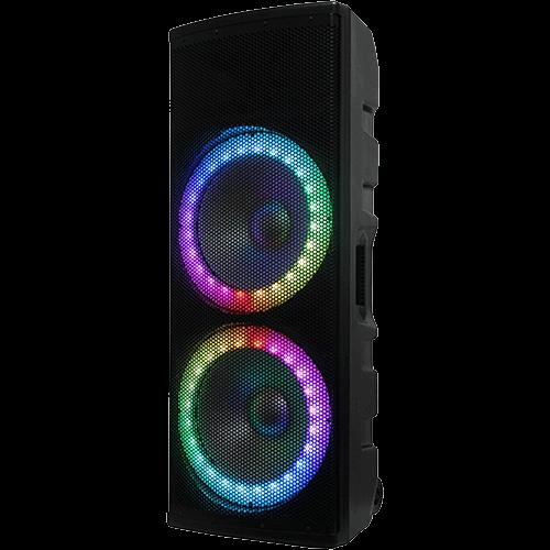 "Edison Pro Dual 15"" PA Bluetooth Speaker"
