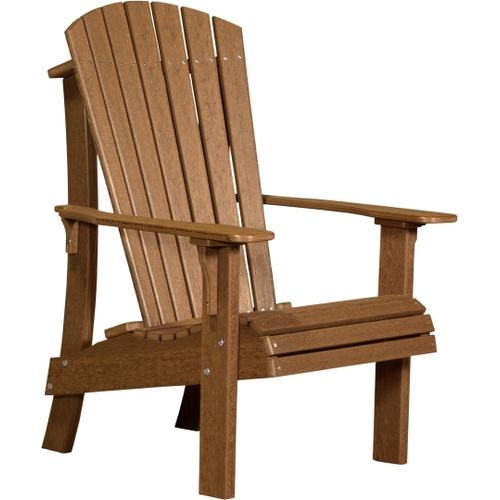 Royal Adirondack Chair Premium Antique Mahogany