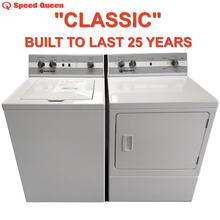 See Details - Looking for the Old Speed Queen Washer with agitator that is separated from the tub** Look no further TC5000WN