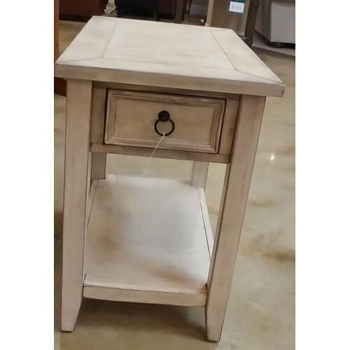 30443  Chairside Table - 1 Drawer