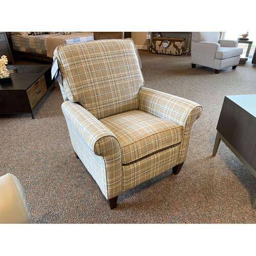 West Side Upholstered Manual Recliner