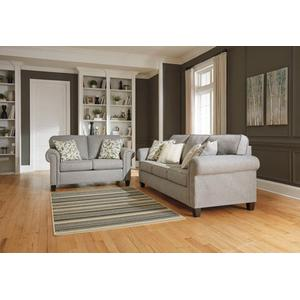 Alandari Sofa and Loveseat Set