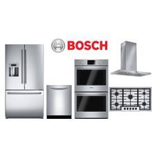 Package 1 Bosch Built In Line Gas