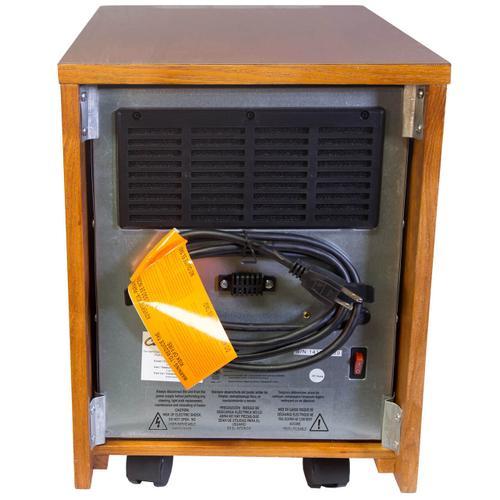 Comfort Glow - WORLDHEATER Comfort Glow QEH1500 Deluxe Infrared Quartz Comfort Furnace