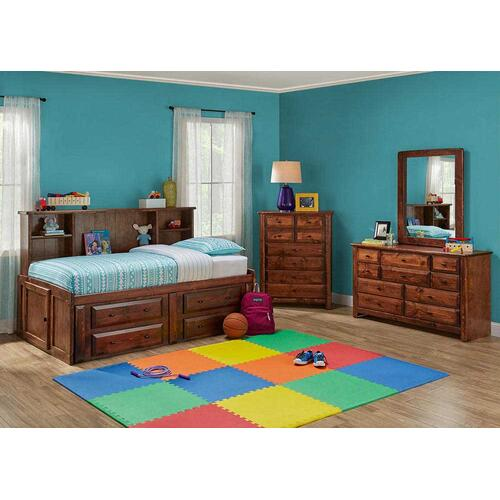 LAGUNA ROOMSAVER BED TWIN OR FULL