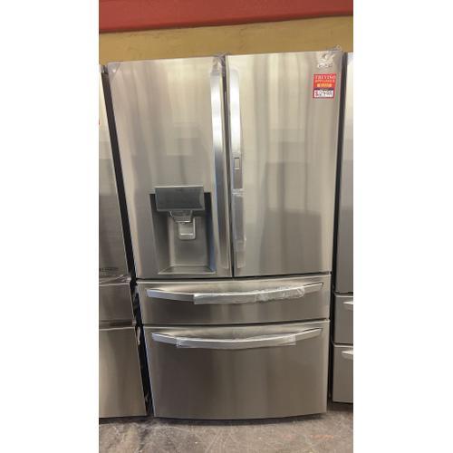 Treviño Appliance - LG  4-Door French Door Refrigerator in PrintProof Stainless Steel