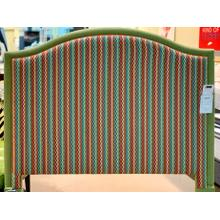 View Product - Custom Uph Beds Vienna Arched Queen Headboard-Floor Sample