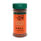 Big Green Egg Seasoning, Sweet & Smoky
