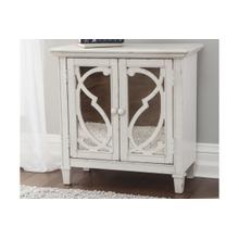 Mirimyn Small White Cabinet
