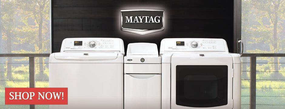Shop Maytag washer dryer and laundry at Van's