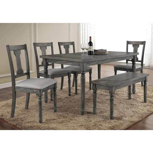 Acme Furniture Inc - Wallace Dining Bench (71438)