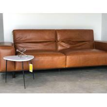 See Details - Frances Leather Sofa