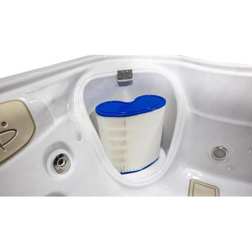 Hydropool - 2020 SERENITY 4300  - 31 Jet , Medium 3-4 Person Hot Tub
