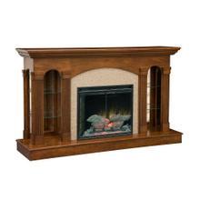 Curio Fireplace