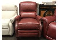 Bishop Power High Leg Recliner with Power Headrest