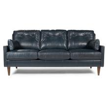 View Product - Trevin Leather Sofa