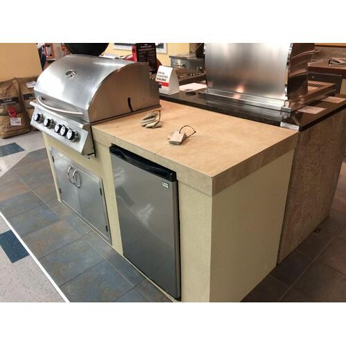 6' Outdoor Kitchen Package