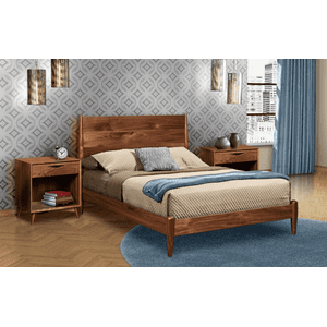 Amish Craftsman - Mid Century Modern Bedroom