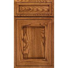 Airedale Oak Cabinet