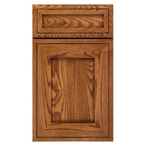 Airedale Oak Cabinet