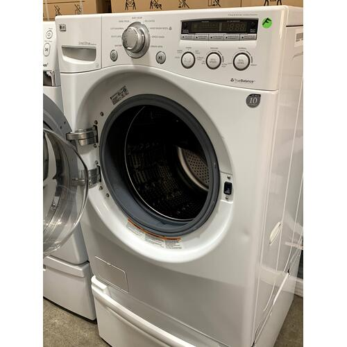 Front Load Washer with TrueBalance- FLWAS27W-U SERIAL #25