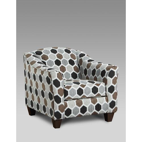 9011 Block Party Accent Chair
