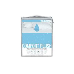 Comfort Plush Microfiber Mattress Protector