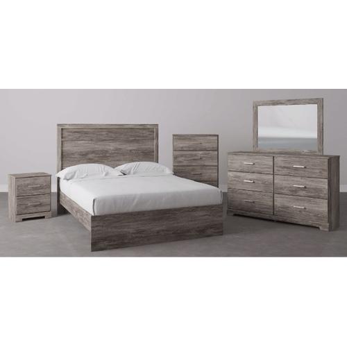 B2587 King Panel Bed Only (Ralinksi)