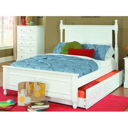 Full Size Bed w/ Twin Trundle