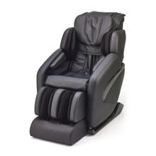 Jin (Black or Espresso) Deluxe L-Track Massage Chair w/ Zero Gravity