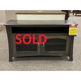 """Amish Craftsman - Greenfield 56"""" TV Stand"""