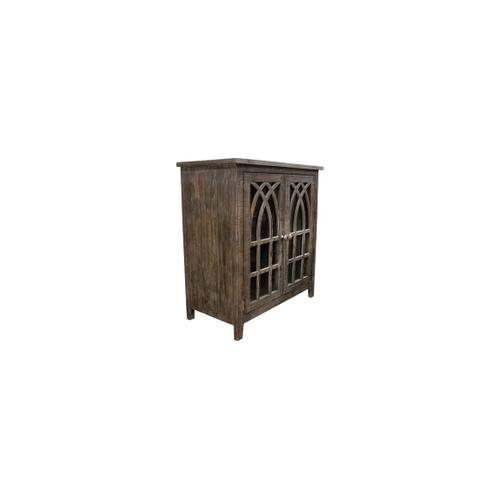 Gallery - Barnwood Accent Cabinet