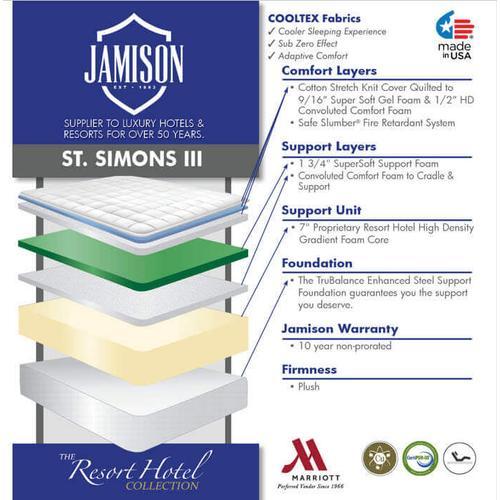 Resort Hotel Collection - St. Simons III - Plush