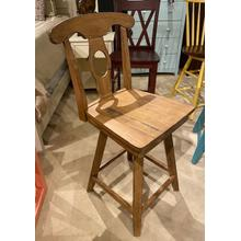 View Product - Whitewood Empire Barstool