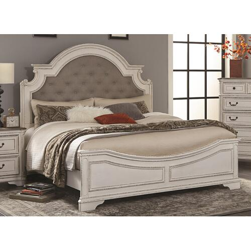 LIFESTYLE C8023A GXOF9XGRX-GXG-BXN River Manor King Bed