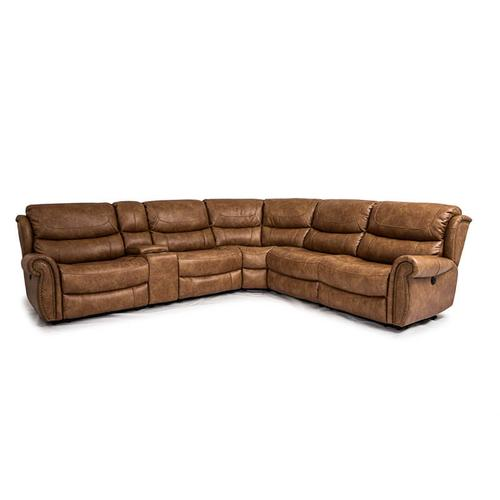 7-Piece Sectional Grey