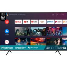 "75"" 4K UHD Smart Android TV"