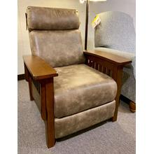 Best Home Furnishings- Tuscan Wooden Arm Recliner