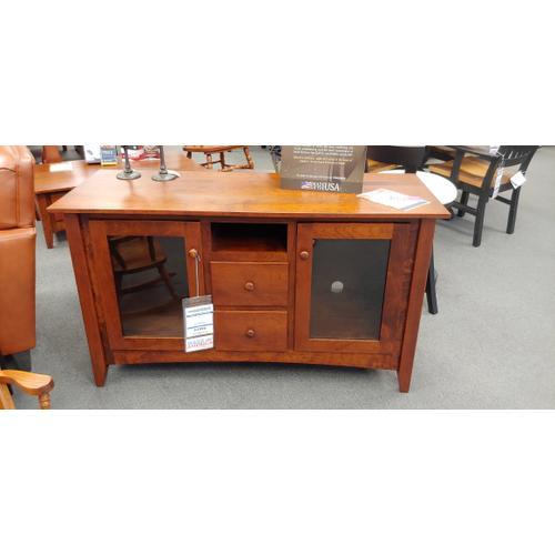 "Amish Craftsman - BAiley 52"" TV Console"