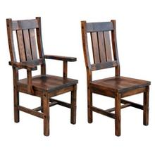 Timber Chairs Collection